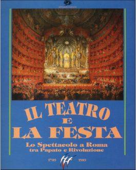Il teatro e la festa