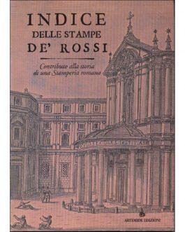 Indice delle stampe De' Rossi