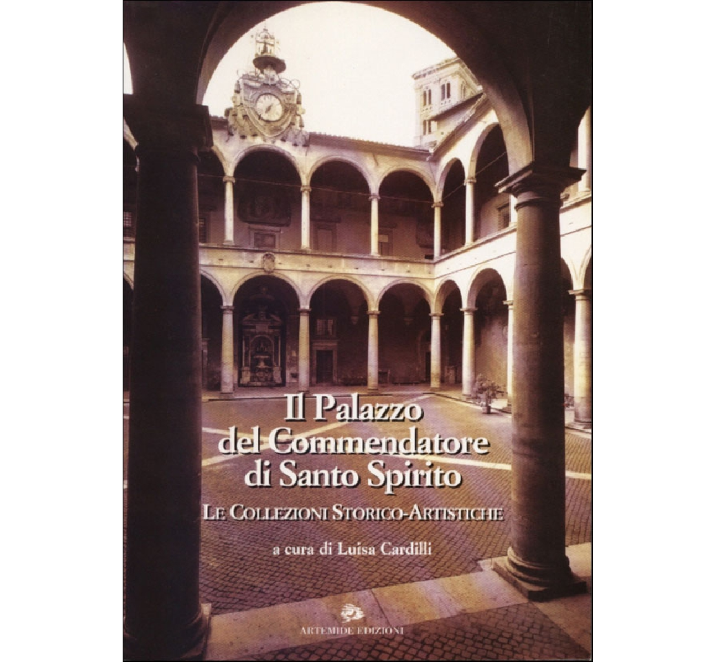 Il Commendatore Della Ceramica Roma.Il Palazzo Del Commendatore Di Santo Spirito