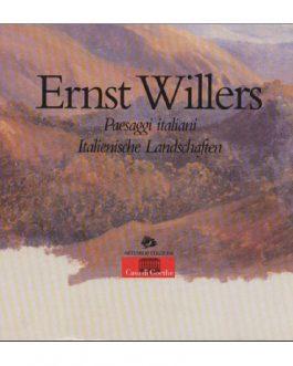 Ernst Willers Paesaggi italiani / Italienische Landschaften