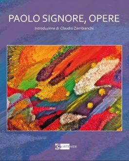 Paolo Signore, Opere